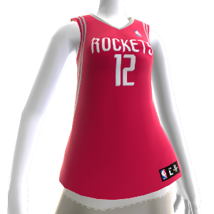 La Jersey de los Houston Rockets NBA2K12