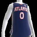 Atlanta Hawks NBA 2K14 Jersey