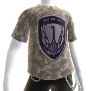 T-shirt Task Force Blackbird