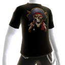 Pirate Skull 2 Shirt