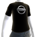 Nissan Black T-Shirt
