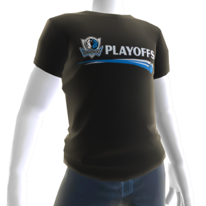 Mavericks Playoffs Tee