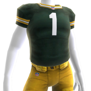 Green Bay Game Jersey