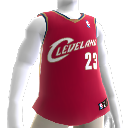 Cleveland Cavaliers NBA2K10 Jersey