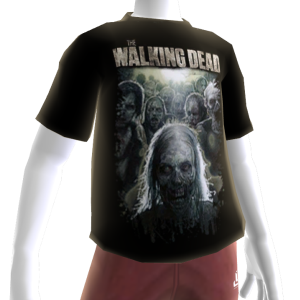 TWD Drew Struzan Comic-Con graphic shirt