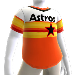 Retro Houston Astros Jersey