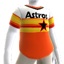 Maillot rtro Houston Astros