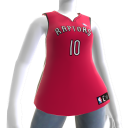 Camiseta NBA2K11 Toronto Raptors 