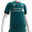 Liverpool Short Sleeve - Goalkeeper
