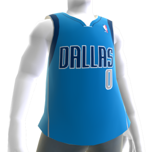Dallas Mavericks NBA2K11-Trikot