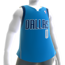 Camis. NBA2K11: Dallas Mavericks