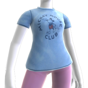 T-shirt Mickey Mouse Club