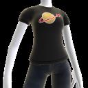 LEGO Classic Space Black T-Shirt