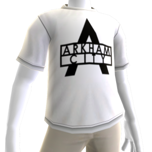T-shirt Arkham City