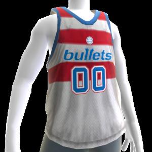 1977-1978 Bullets Jersey
