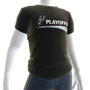 Spurs Playoffs Tee