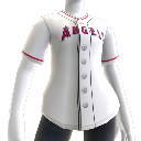 L.A. Angels of Anaheim MLB2K10-Trikot