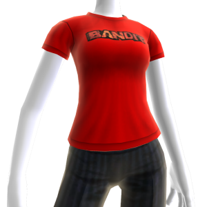 Bandit 로고 셔츠