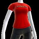 T-shirt du logo Bandit