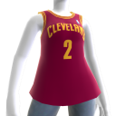 Cleveland Cavaliers NBA2K11 Jersey 