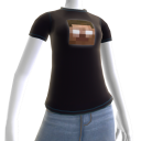Minecraft Herobrine-T-shirt 