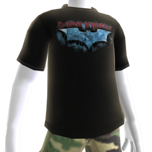 The Dark Knight Rises Batman Logo T-Shirt #1