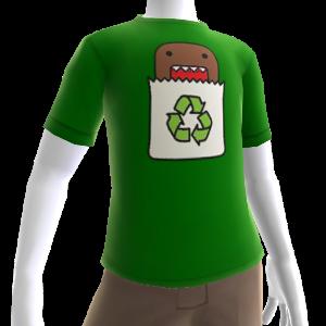 Domo Recycle Shirt