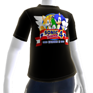Sonic the Hedgehog™ 4 Episode II-Shirt