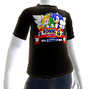 Camiseta de Sonic the Hedgehog 4 Episode II