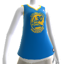 La Jersey de los Golden State Warriors NBA2K12