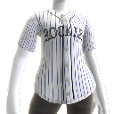 Colorado Rockies  MLB2K10-Trikot