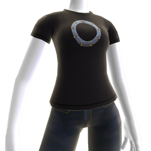 Black Stargate Shirt