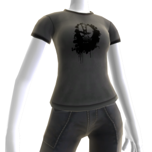 Camiseta c/ Logo Bane de Batman: O Cavaleiro das Trevas Ressurge 3 