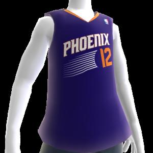 Phoenix Suns NBA 2K14 Jersey