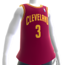 Cleveland Cavaliers NBA 2K14 Jersey
