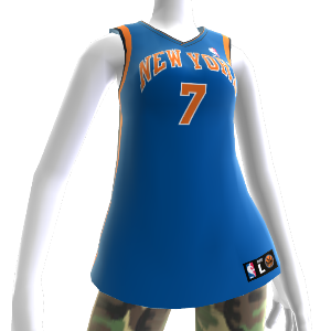 New York Knicks NBA2K12 Jersey