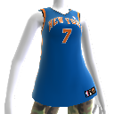 New York Knicks NBA2K12-Trikot