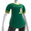 Camisa retro Oakland Athletics
