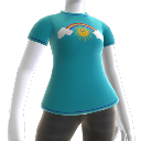 T-shirt garderie Sunnyside