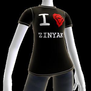 I love Zinyak