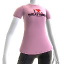 T-shirt &quot;Jaime Gale Weathers T-Shirt&quot; 
