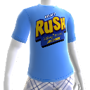 Camiseta do Kinect Rush