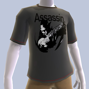 Camiseta Assassin - The Witcher 2