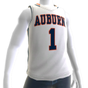 Auburn Basketball Home Jersey