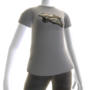 The Ghost Tee