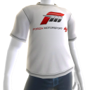 White Forza Motorsport 4 T-Shirt