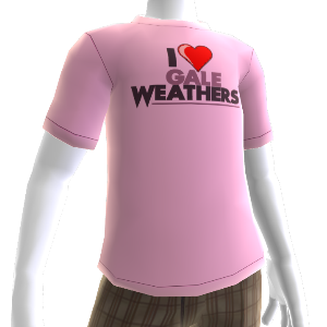 """Ich liebe Gale Weathers"" T-Shirt"