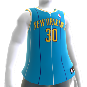 New Orleans Hornets NBA2K11 Jersey 