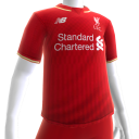 Liverpool Short Sleeve - Home