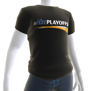 Jazz Playoffs Tee